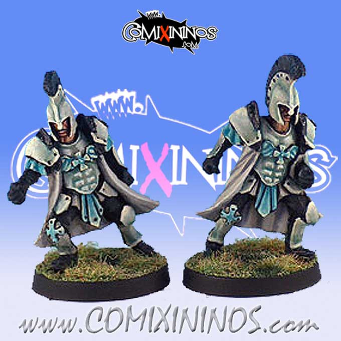 High Elves / Humans - Set of 2 Catchers - Black Scorpion