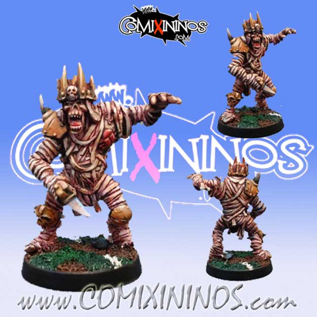 Undead - Mummy nº 2 - Willy Miniatures