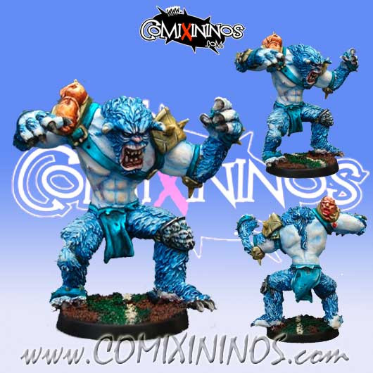 Norses - Snow Troll nº 1 - Willy Miniatures