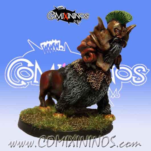 Evil Dwarves - Evil Dwarf Bull Centaur nº 1 - Uscarl Miniatures