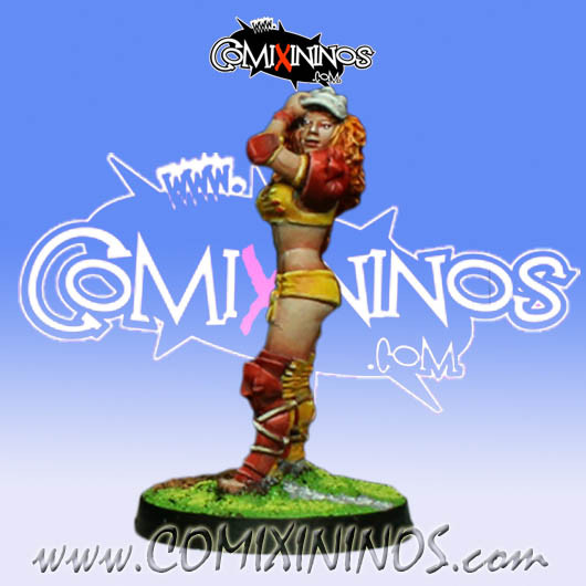 Amazons - Amazon Blitzer nº 1 - Willy Miniatures
