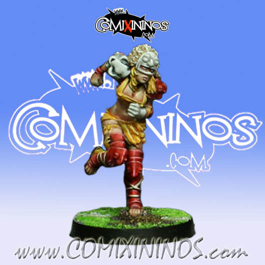 Amazons - Amazon Blitzer nº 3 - Willy Miniatures