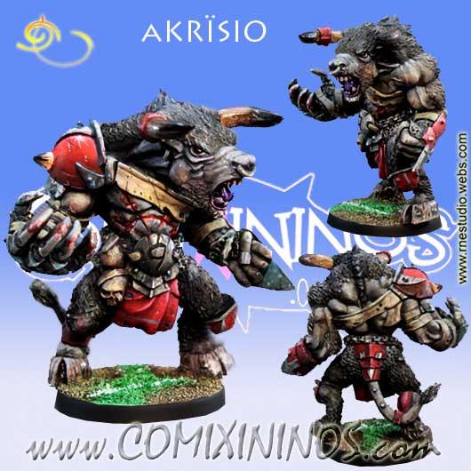 Big Guy - Minotaur nº 1 Akrisio - RN Estudio