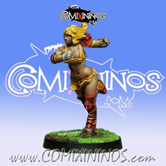 Amazons - Amazon Linewoman nº 7 - Willy Miniatures