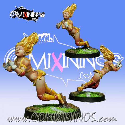 Amazons - Amazon Catcher nº 1 - Willy Miniatures