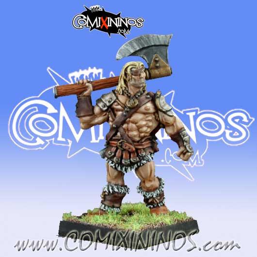 Norses / Humans - Bertok, Barbarian - Reaper