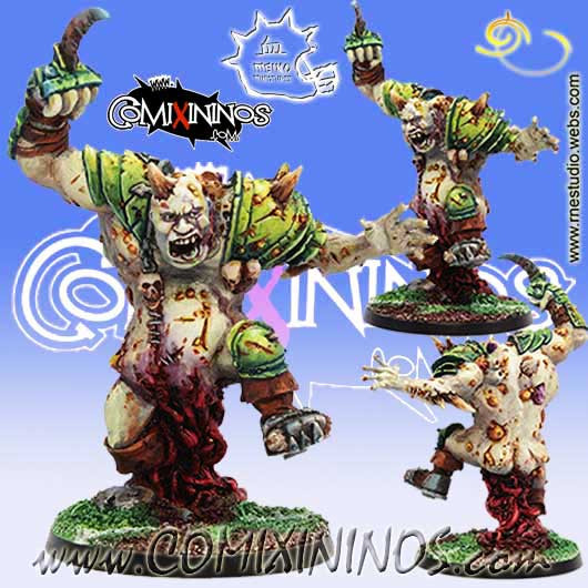 Big Guy - Rotten Beast / Ogre - Meiko Miniatures
