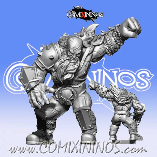 Big Guy - Ogre - SP Miniaturas