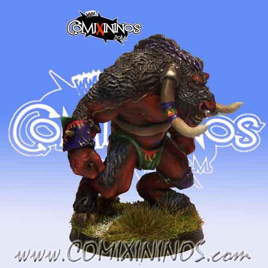 Big Guy - Minotaur Richard - Uscarl Miniatures