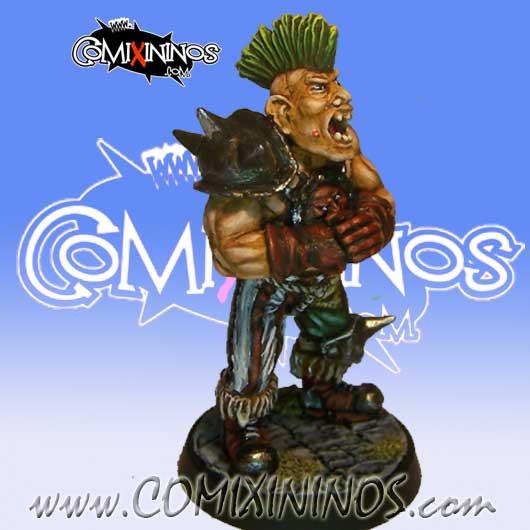 Big Guys - Ogre Rene dit Bezo - Uscarl Miniatures