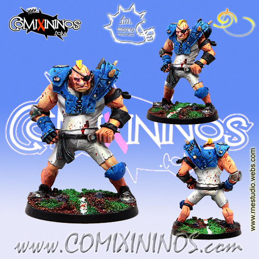 Big Guys - Ogre nº 2 - Meiko Miniatures