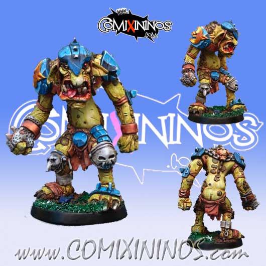 Big Guy - Troll nº 1 - Willy Miniatures