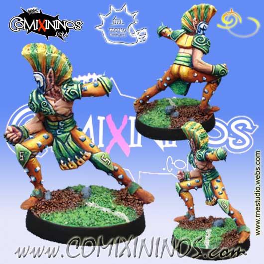 Wood Elves / Elves - Wardancer nº 2 - Meiko Miniatures