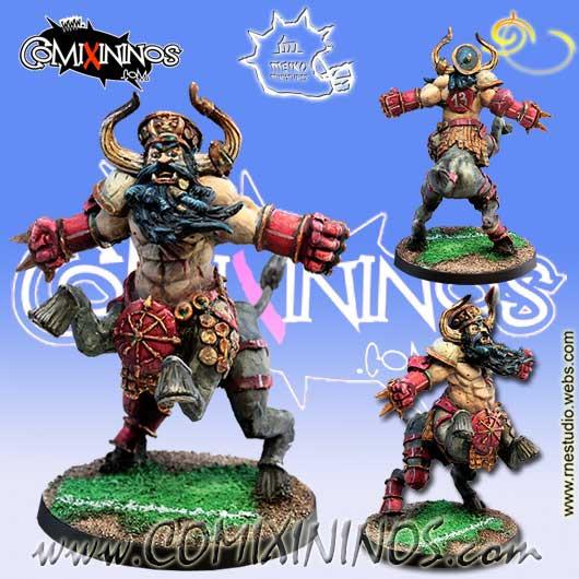 Evil Dwarves - Bull Centaur nº 2 - Meiko Miniatures
