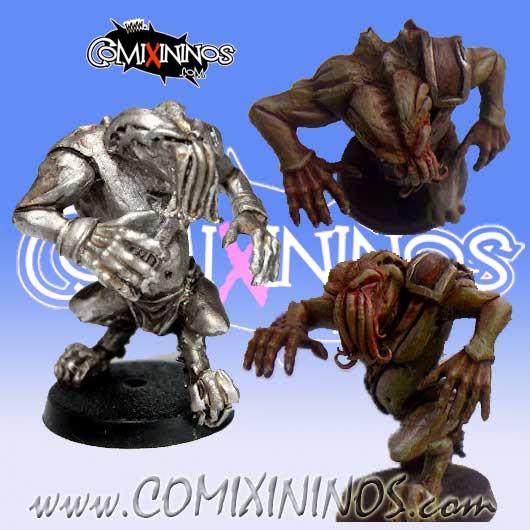 Rotten - Cthulu Rotten Beast - Fanath Art