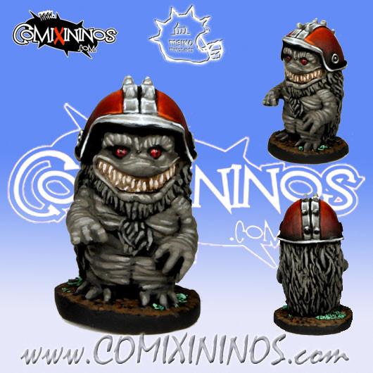 Ogres - Tiny Critter - Meiko Miniatures