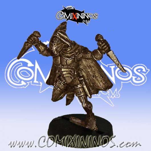 Dark Elves - Dark Elf Assassin nº 1 - Uscarl Miniatures