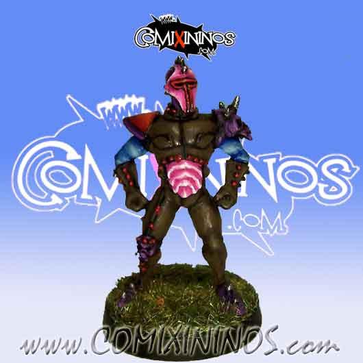 Dark Elves - Dark Elf Blitzer nº 1 - Uscarl Miniatures