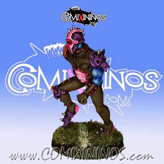 Dark Elves - Dark Elf Blitzer nº 2 - Uscarl Miniatures