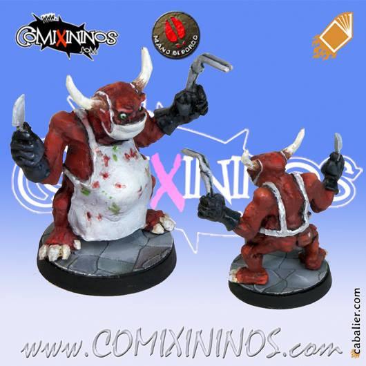 Evil - Demon Apothecary - Mano di Porco