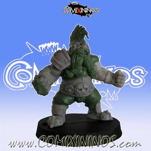 Dwarves - Dwarf Trollslayer nº 1  – Willy Miniatures