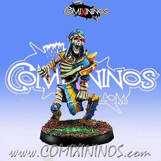Egyptian Tomb kings - Egyptian Skeleton nº 2 - Willy Miniatures