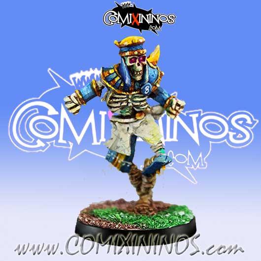 Egyptian Tomb kings - Egyptian Skeleton nº 3 - Willy Miniatures