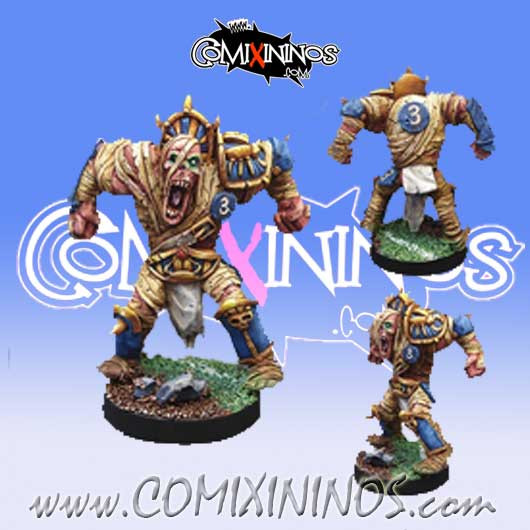 Egyptian / Undead - Egyptian Mummy nº 3 - Willy Miniatures
