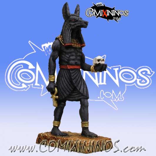 Egyptian Tomb kings - Egyptian Statue Anubis - Reaper