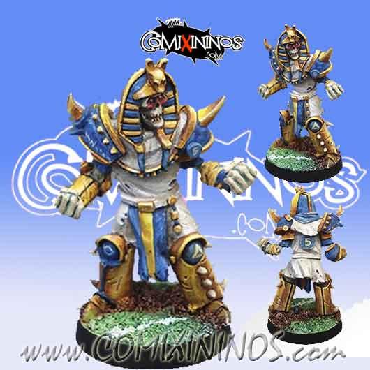 Egyptian / Undead - Skeleton Blitz-Ra nº 1 - Willy Miniatures