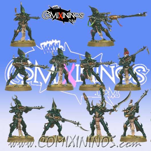 Dark Elves - Dark Eldar Kabalite Warriors - Games Workshop