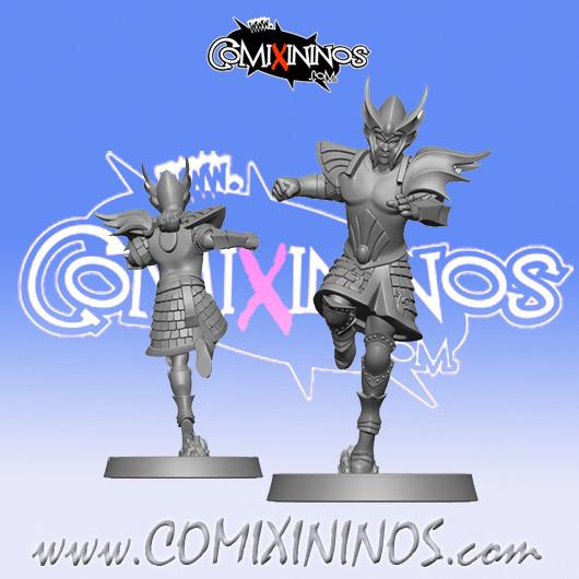 High Elves - High Elf Blitzer nº 2 - SP Miniaturas