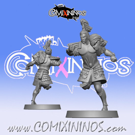 High Elves - High Elf Catcher nº 1 - SP Miniaturas
