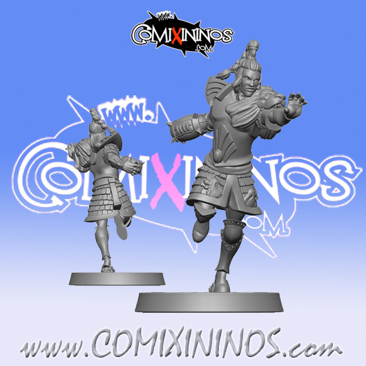 High Elves - High Elf Catcher nº 4 - SP Miniaturas