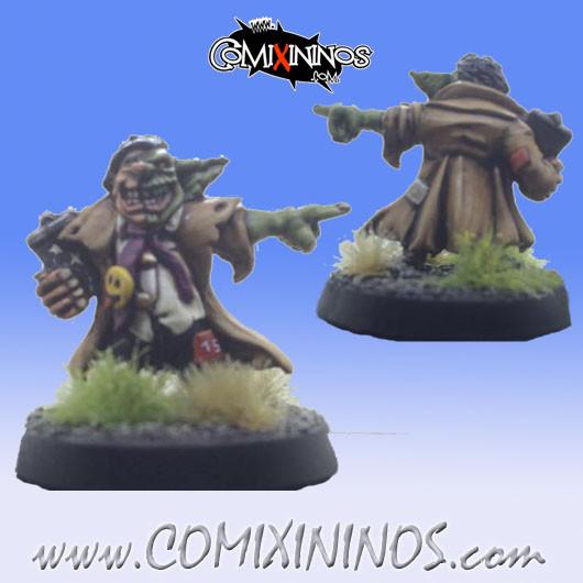 Goblins - Goblin Coach - Turncoat Bowl