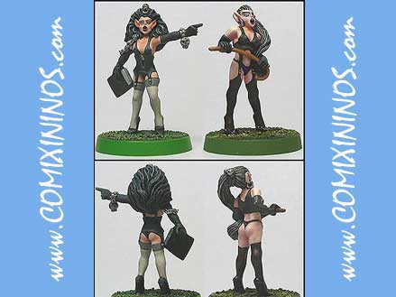 Dark Elves - Dark Elf Coaches Set of 2 - Shadowforge