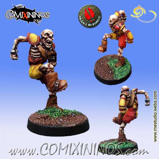 Undead / Egyptian Tomb King - Skeleton nº 2 Dirty Player - Mano di Porco