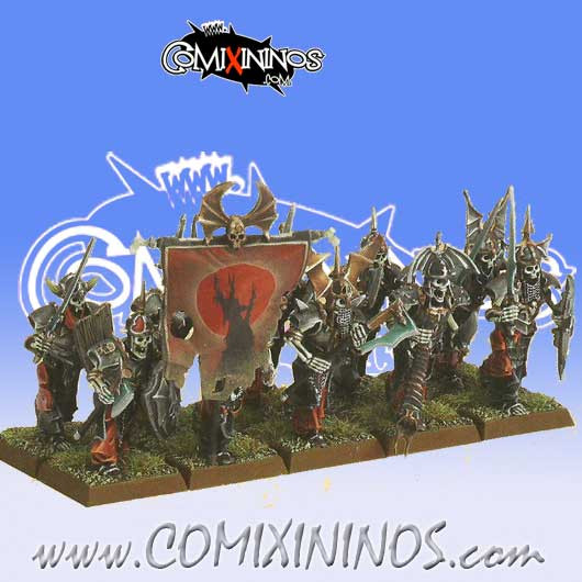Undead / Egyptian Tomb King - Vampire Counts Grave Guard - Games Workshop