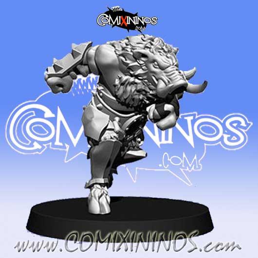 Evil - Wild Pig Beastman - Fanath Arts