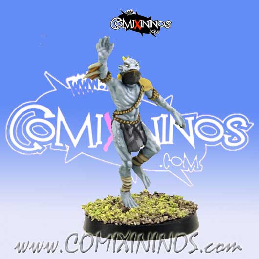 Frogmen - Frogman Deep One Catcher nº 1 - SP Miniaturas
