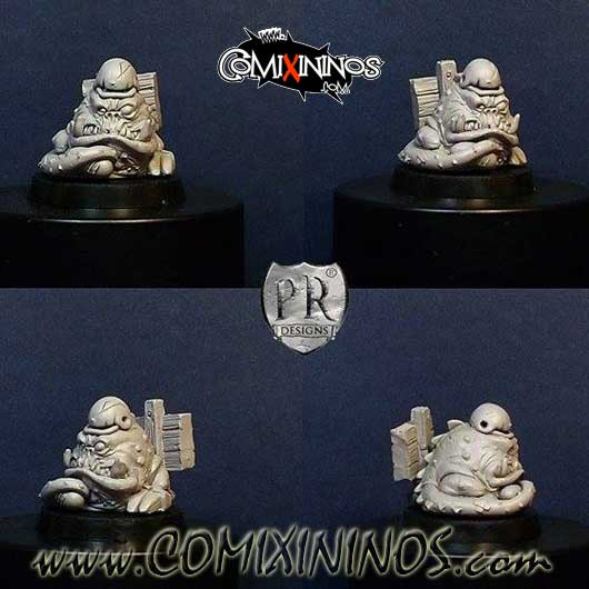 Goblins / Orcs - Garrapatin Squig - Goblin Guild