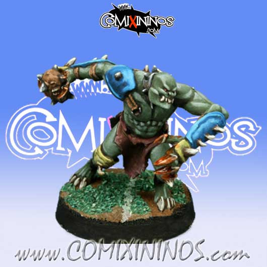 Necromantic / Undead - Ghoul nº 1 - Willy Miniatures