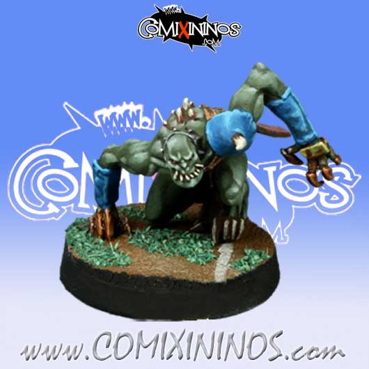 Necromantic / Undead - Ghoul nº 2 - Willy Miniatures