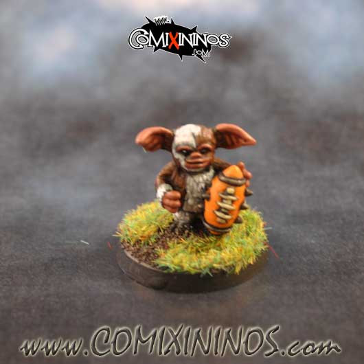 PAINTED Tiny Gizmo