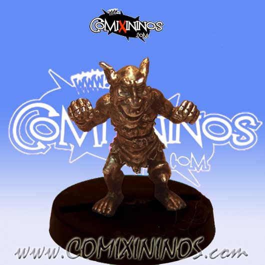 Goblins - Goblin 1 - Uscarl Miniatures