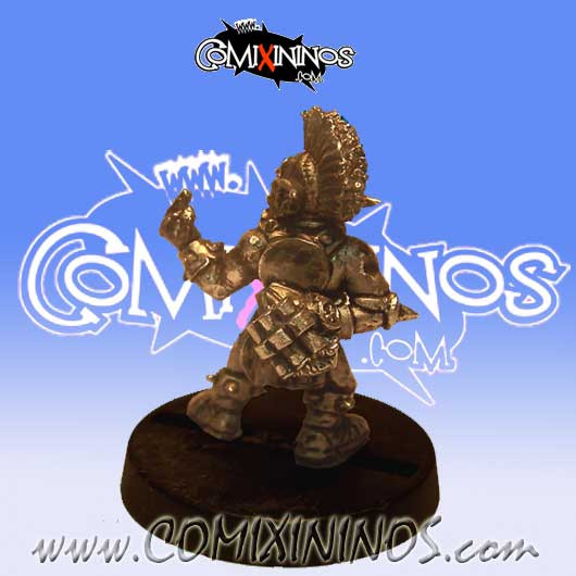 Goblins - Goblin 10 Bombardier - Uscarl Miniatures
