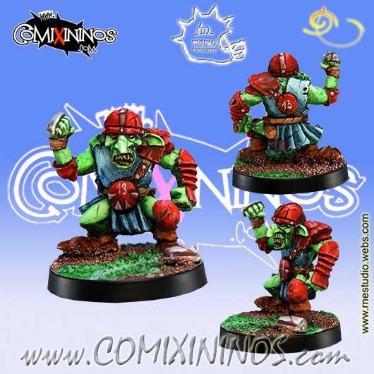 Goblins / Underworld - Goblin nº 11 - Meiko Miniatures