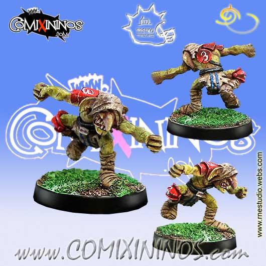 Goblins / Underworld - Goblin nº 3 - Meiko Miniatures