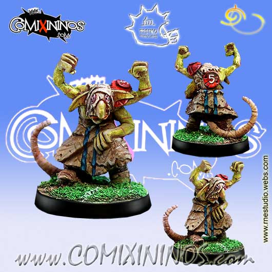 Underworld / Evil Pact - Goblin nº 5 Multiple Arms and Tail - Meiko Miniatures