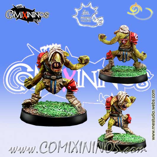 Goblins / Underworld - Goblin nº 6 - Meiko Miniatures
